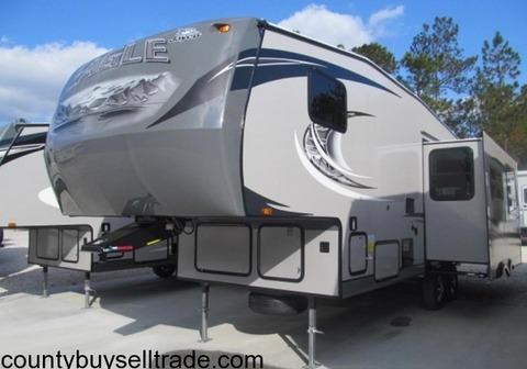 2013 Jayco Eagle  Half Ton 5th wheel RV 26.5 FEET
